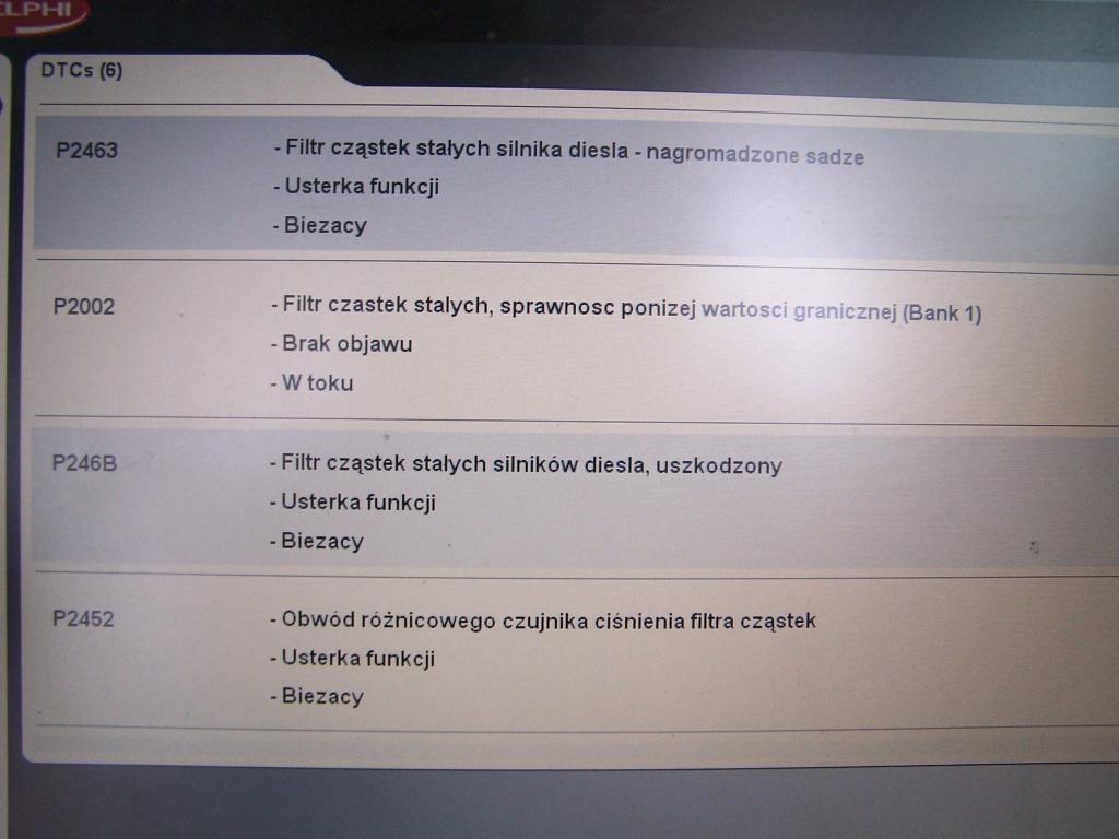 Galeria: DPF | usuwanie dpf, usuwanie fap, usunięcie dpf, jak usunąć