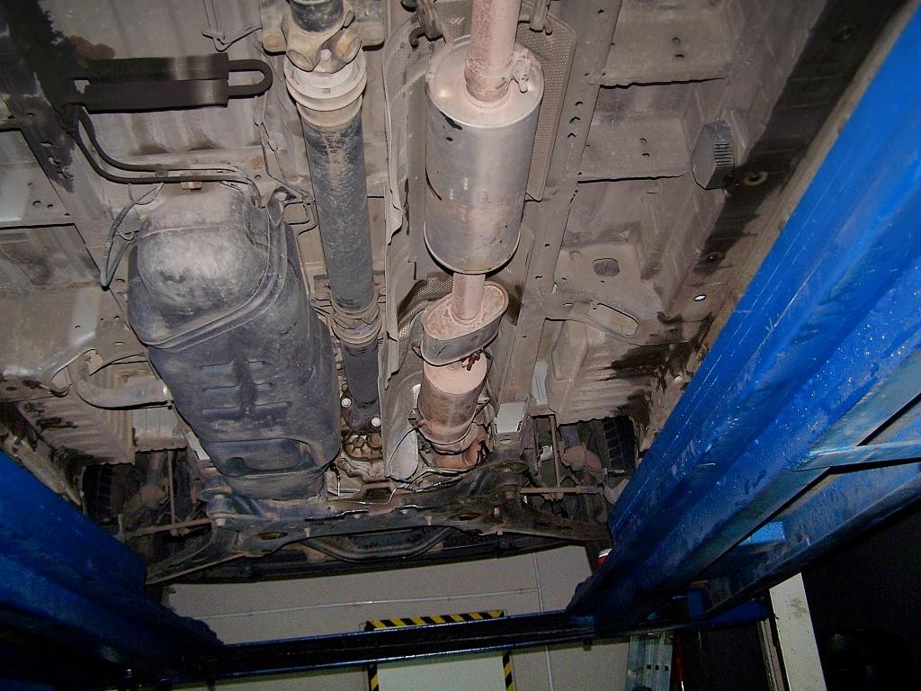 Ford Transit Connect >> DPF Ford Transit, Usuwanie DPF Ford Transit, Usuwanie FAP ...